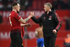 Ole Gunnar Solskjaer: Manchester United must earn right to beat Tottenham
