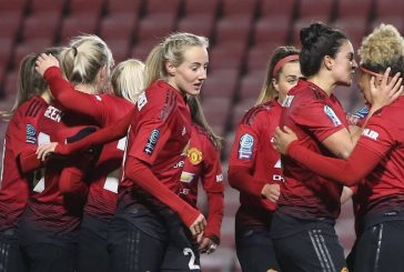 Womens: Manchester United 2-0 West Ham United