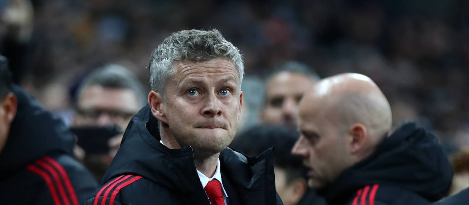 What must Ole Gunnar Solskjaer do to become Manchester United's next permanent manager?
