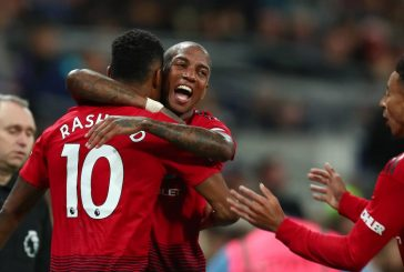 Photo gallery: Tottenham Hotspur 0-1 Manchester United