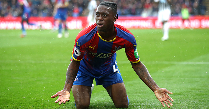 Manchester United want Crystal Palace's Aaron Wan-Bissaka: report