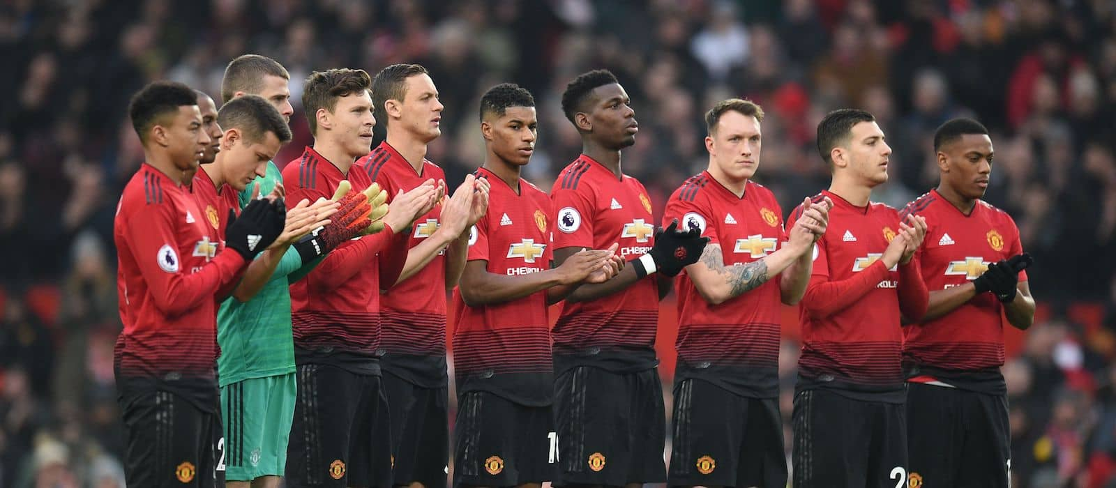 Arsenal vs Manchester United: Strongest possible XI