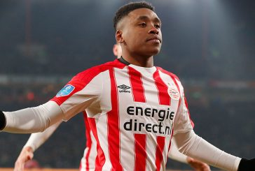From Holland: Manchester United keeping tabs on PSV forward Steven Bergwijn