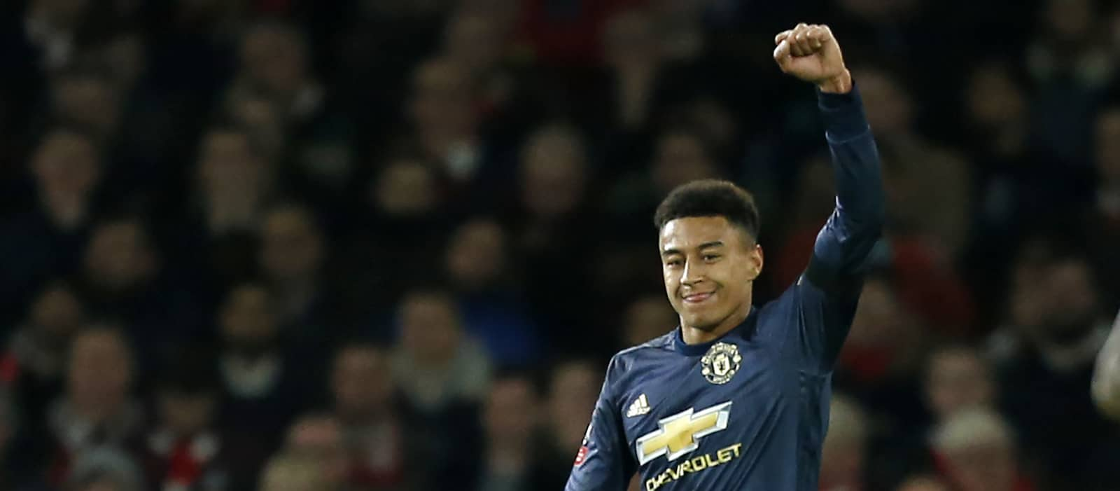 Jesse Lingard's Emirates extravaganza shows why he deserves to start big games for Manchester United