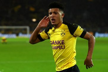 Manchester United step up interest in former Manchester City star Jadon Sancho: report