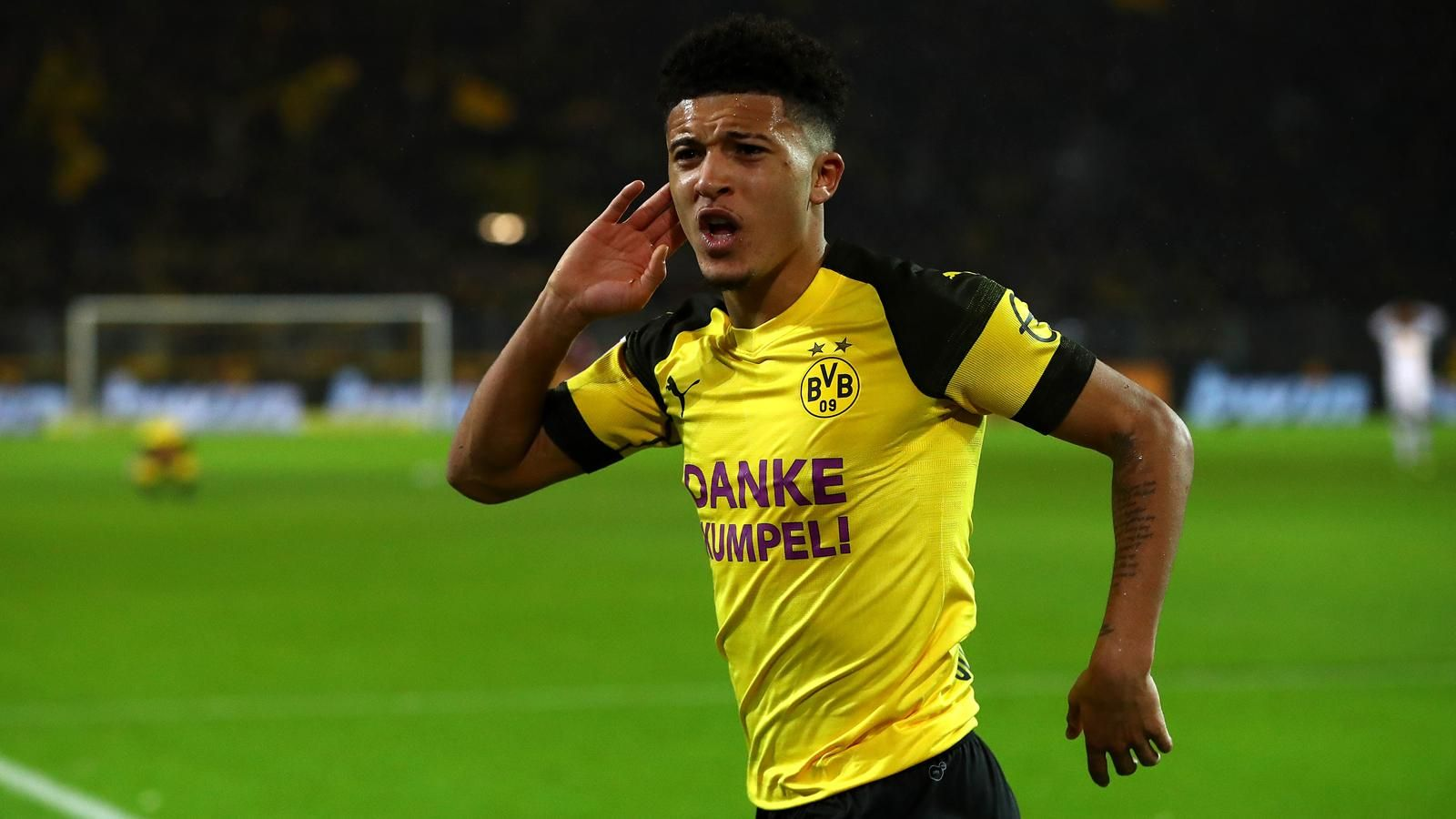 Manchester United ready to fight PSG for Jadon Sancho: report