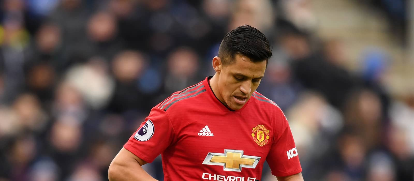 Alexis Sanchez 'desperate' to leave Manchester United: report