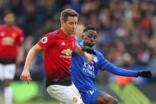 Ander Herrera the unsung hero behind Manchester United's win over Leicester City