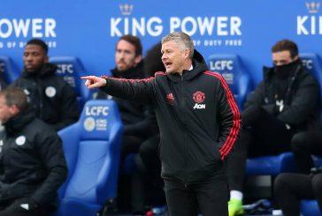 Ole Gunnar Solskjaer: Manchester United attitude vs Leicester was spot on