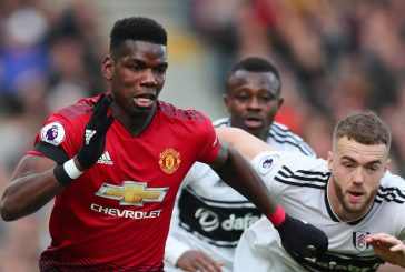 Paul Pogba produces scintillating performance against Fulham