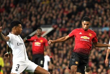 Paris Saint Germain vs Manchester United: Confirmed starting XI