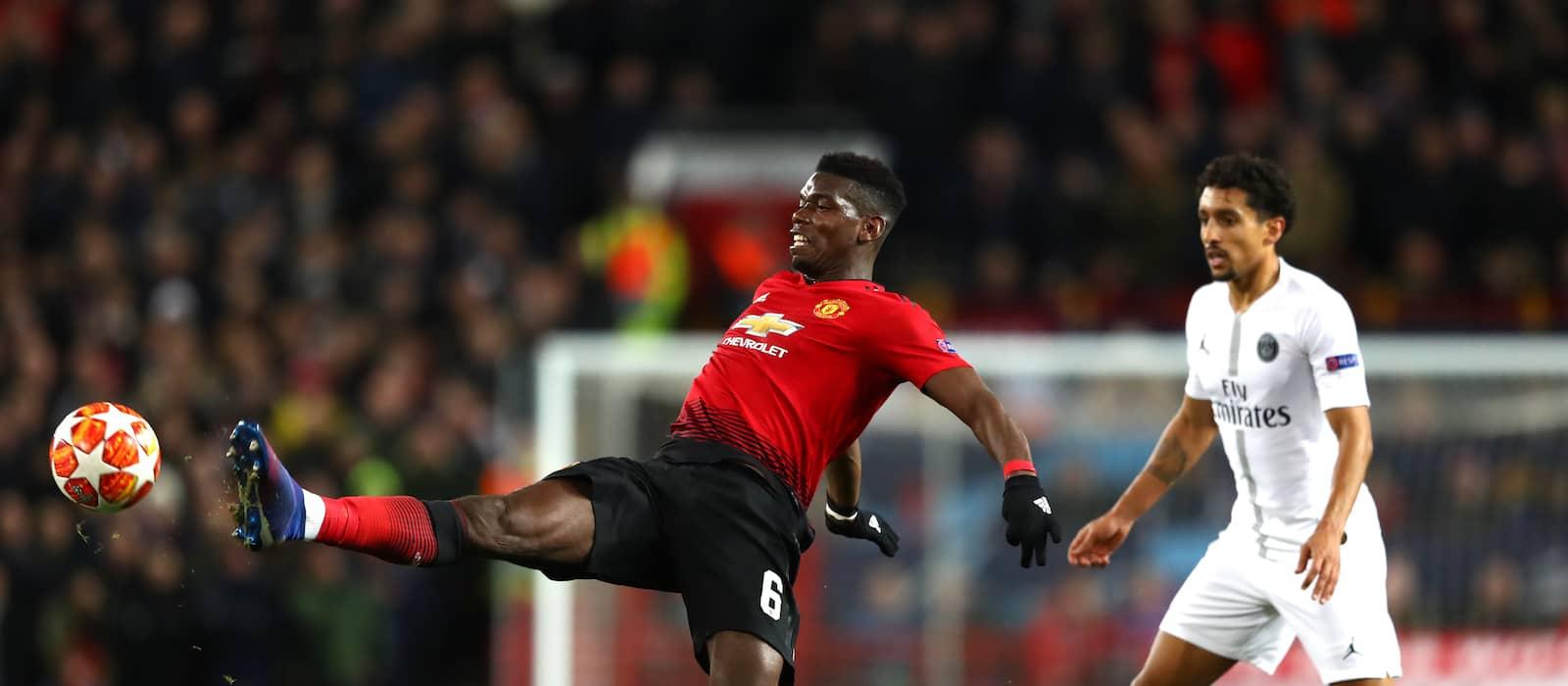 Player ratings: Manchester United 0-2 Paris Saint Germain
