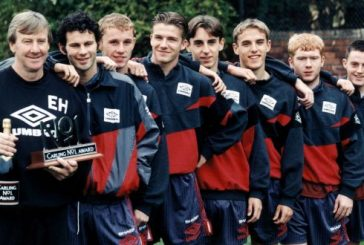 Manchester United legends pay emotional tribute to Eric Harrison