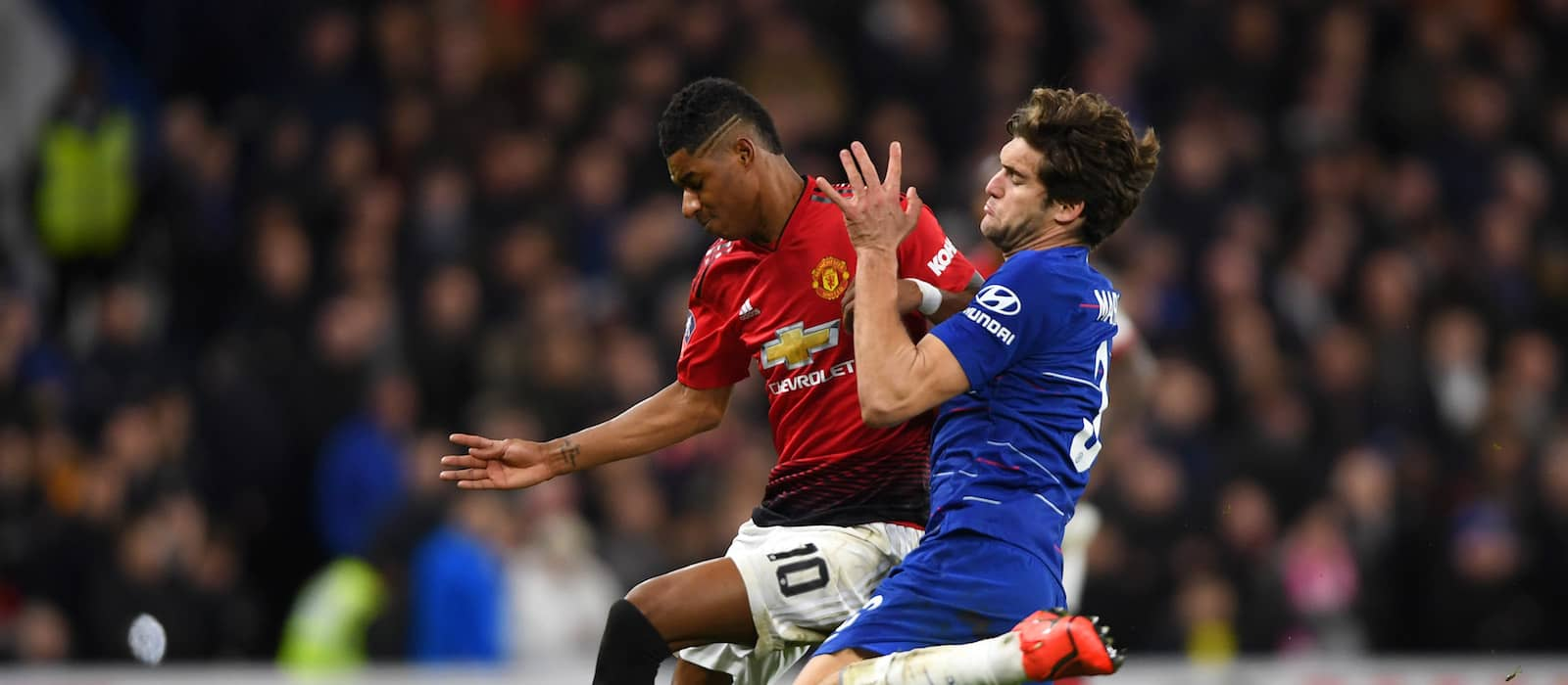 Photo gallery: Chelsea 0-2 Manchester United