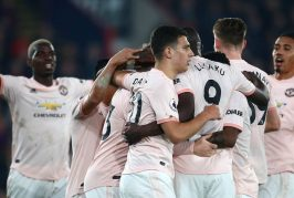 Photo gallery: Crystal Palace 1-3 Manchester United