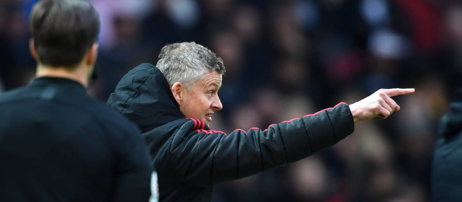 Ole Gunnar Solskjaer pleased with dressing room atmosphere