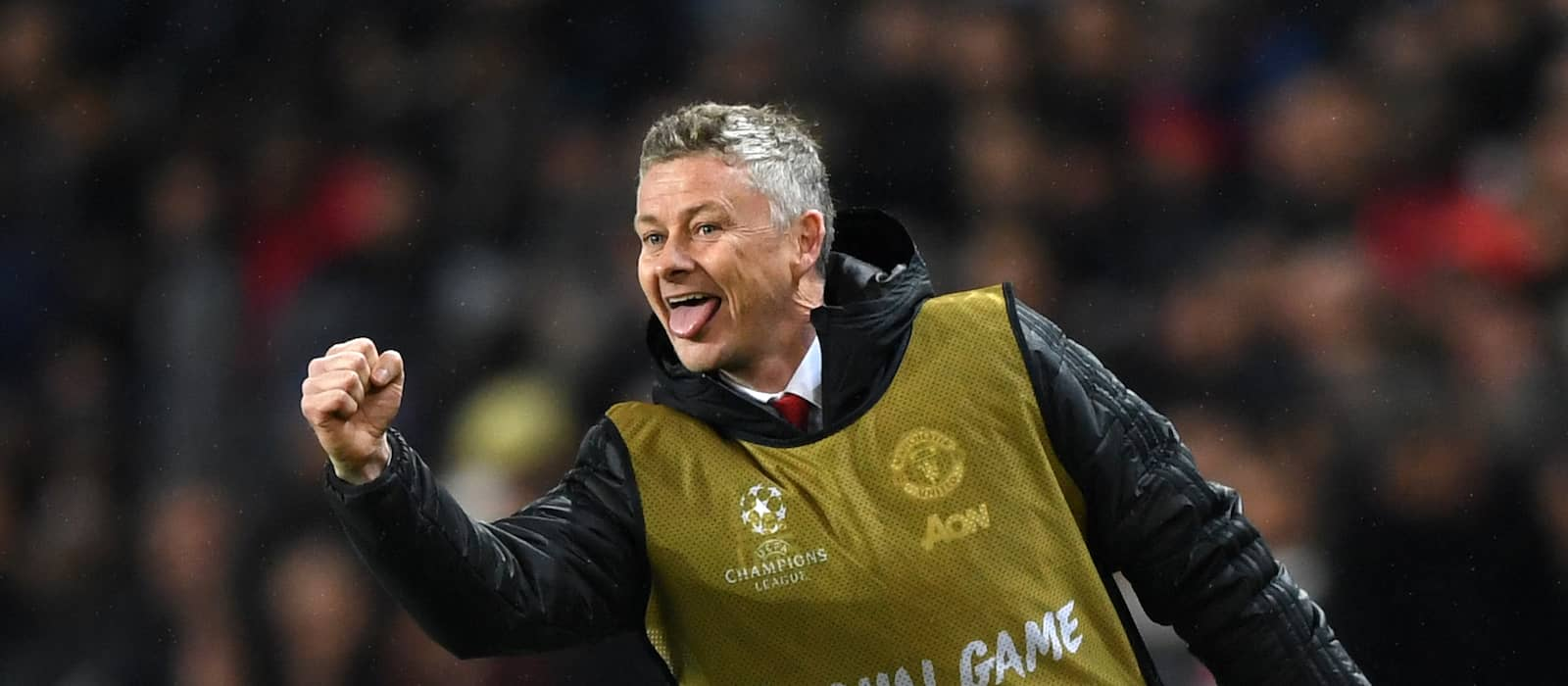 Video: Manchester United players buzzing after historic win over PSG