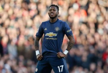 Fred impresses against Arsenal despite giving away penalty