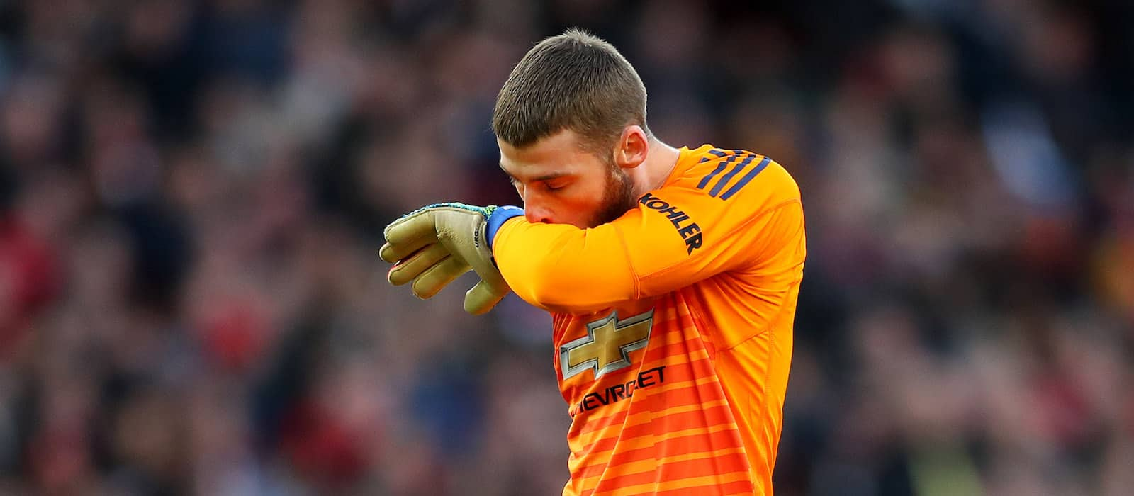 Manchester United hope for breakthrough with David de Gea: report