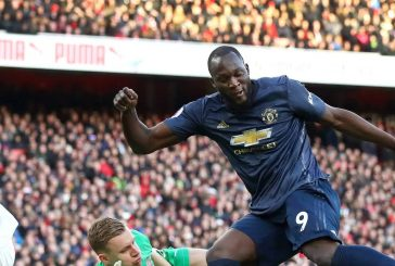 Manchester United receive injury boost from Romelu Lukaku