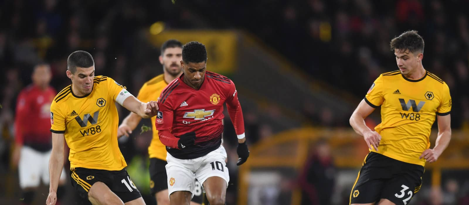 Gareth Southgate: Marcus Rashford has been sent back to Manchester United