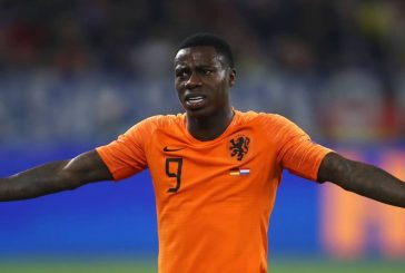 Manchester United face competition for PSV star Steven Bergwijn: report