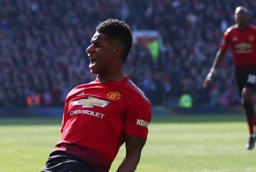 Marcus Rashford shows off his sock-juggling skills in brilliant video
