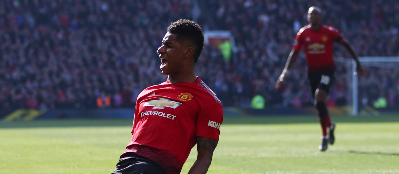 Marcus Rashford explains crucial moment vs PSG in the Champions League