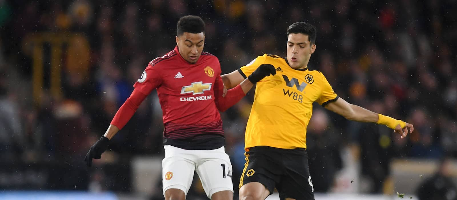 Statistics prove Andreas Pereira and Jesse Lingard falter vs Arsenal