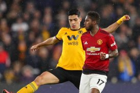 Ole Gunnar Solskjaer pleased with Fred's improved form