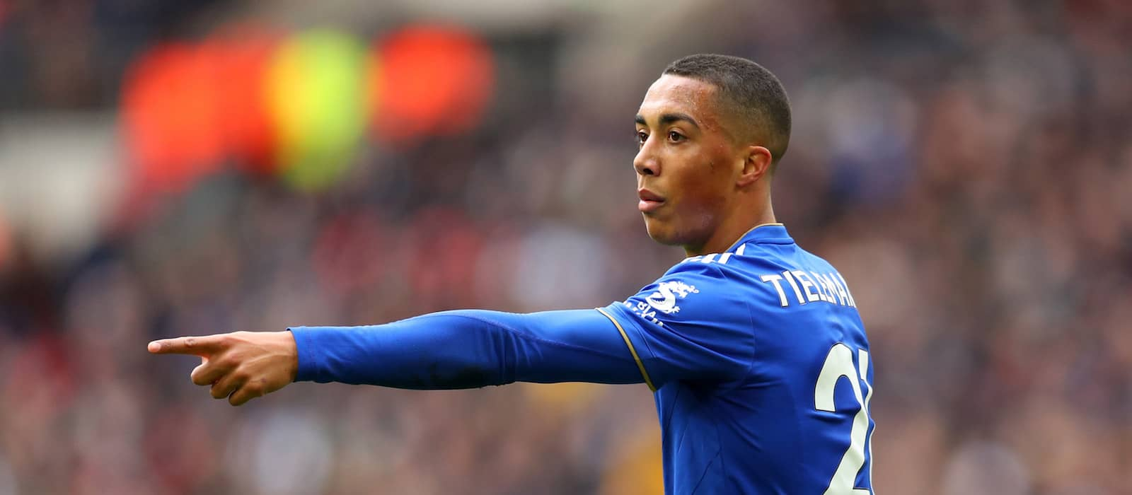 Manchester United look to make Youri Tielemans their second signing: report