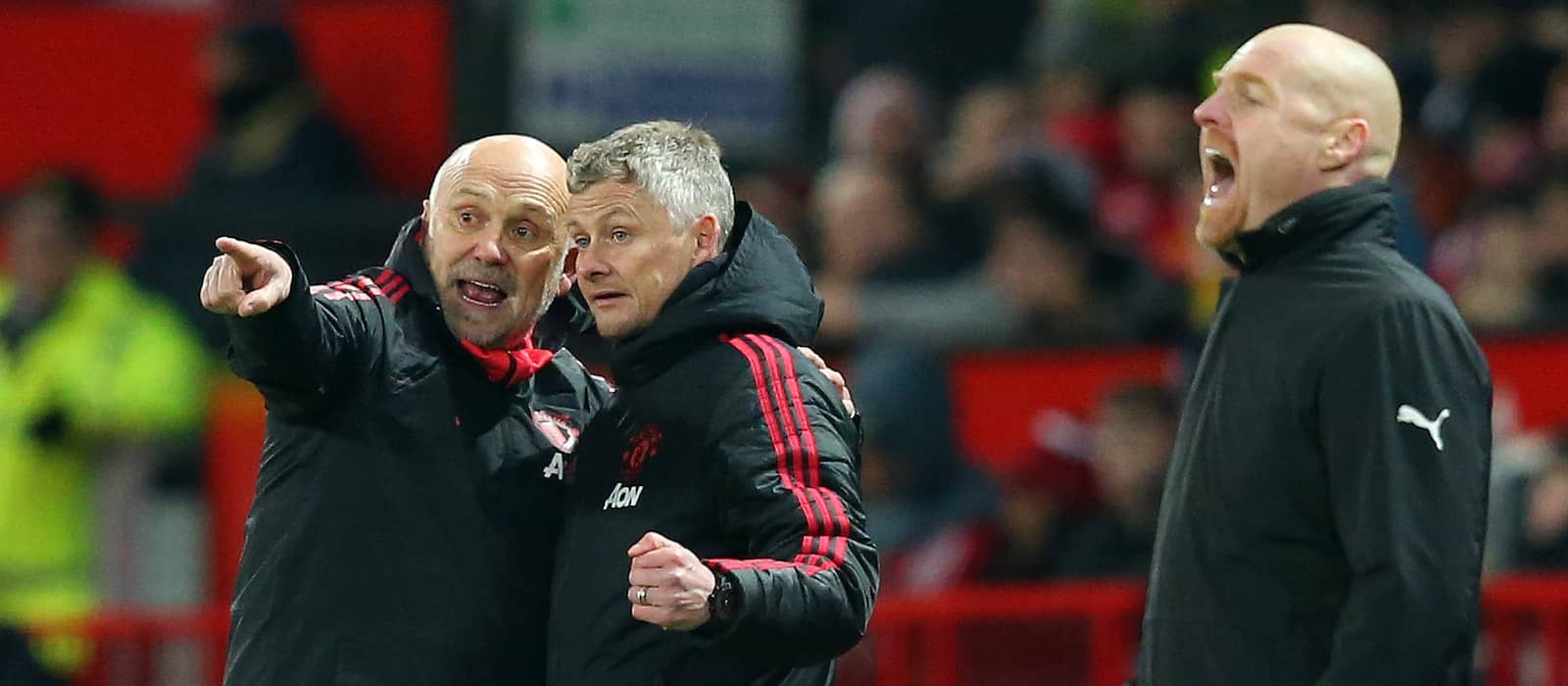 Manchester United chiefs plan on backroom shuffle to spark success: report