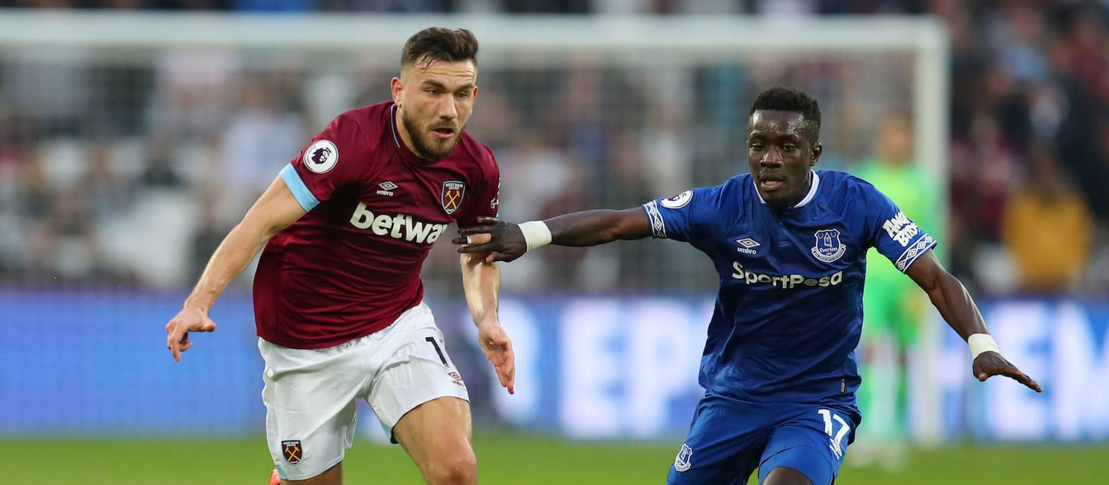 Manchester United want to sign Everton midfielder Idrissa Gueye – report