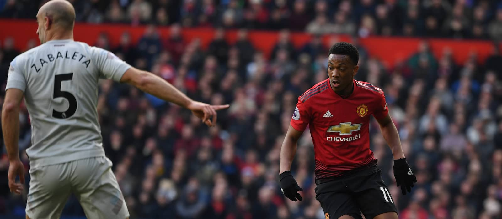 Official: Anthony Martial to wear No.9 at Manchester United following Romelu Lukaku departure