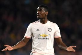 Gary Neville not pleased with Paul Pogba's recent form