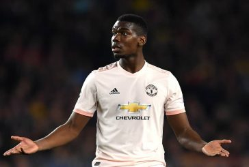 Juventus offer Manchester United five Paul Pogba swap options