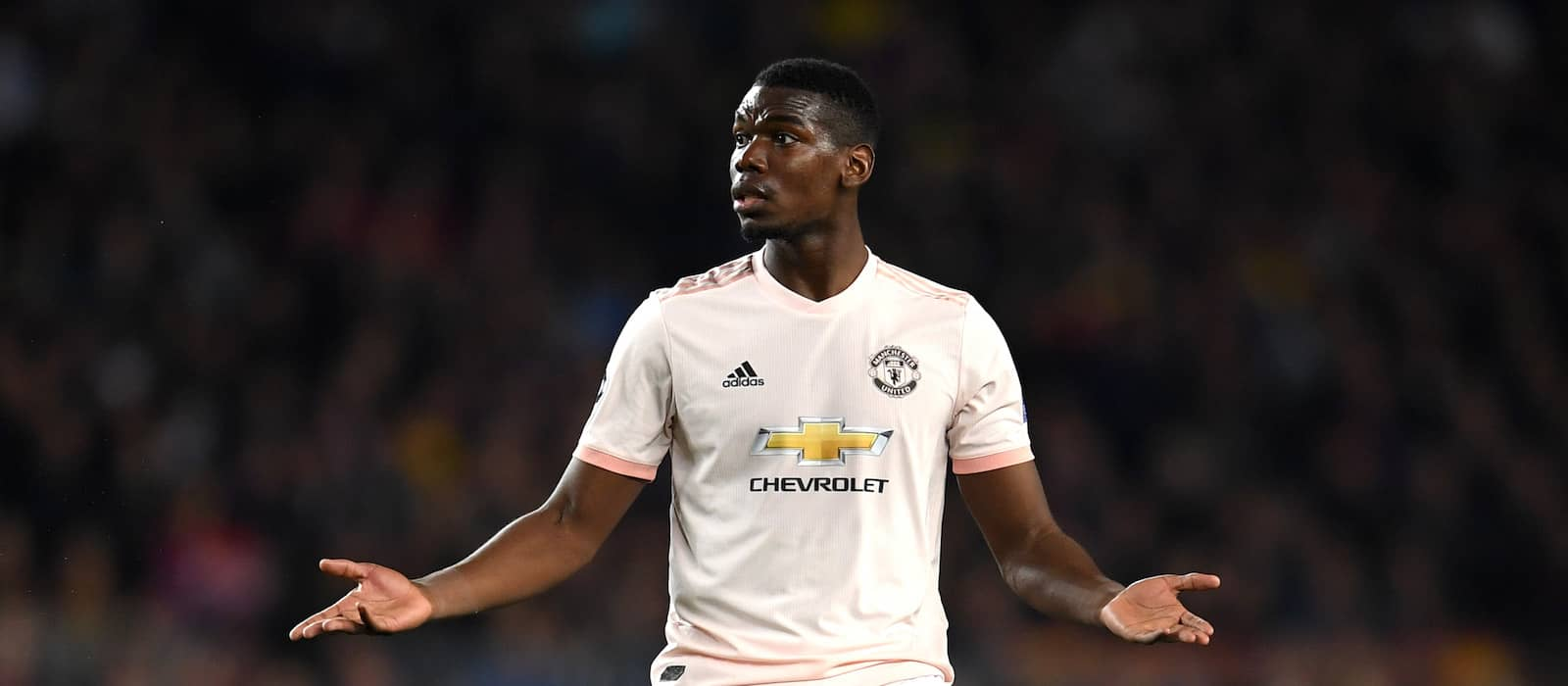 Manchester United slap incredible asking price on Paul Pogba: report