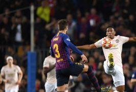 Player ratings: Barcelona 3-0 Manchester United