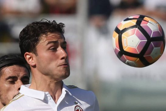 Manchester United target AC Milan's Davide Calabria: report