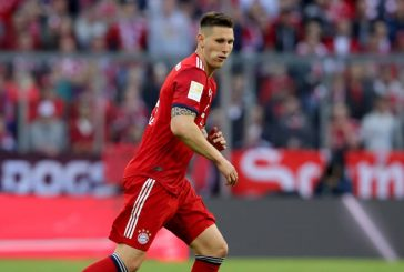 Manchester United approach Bayern Munich for Niklas Sule: report