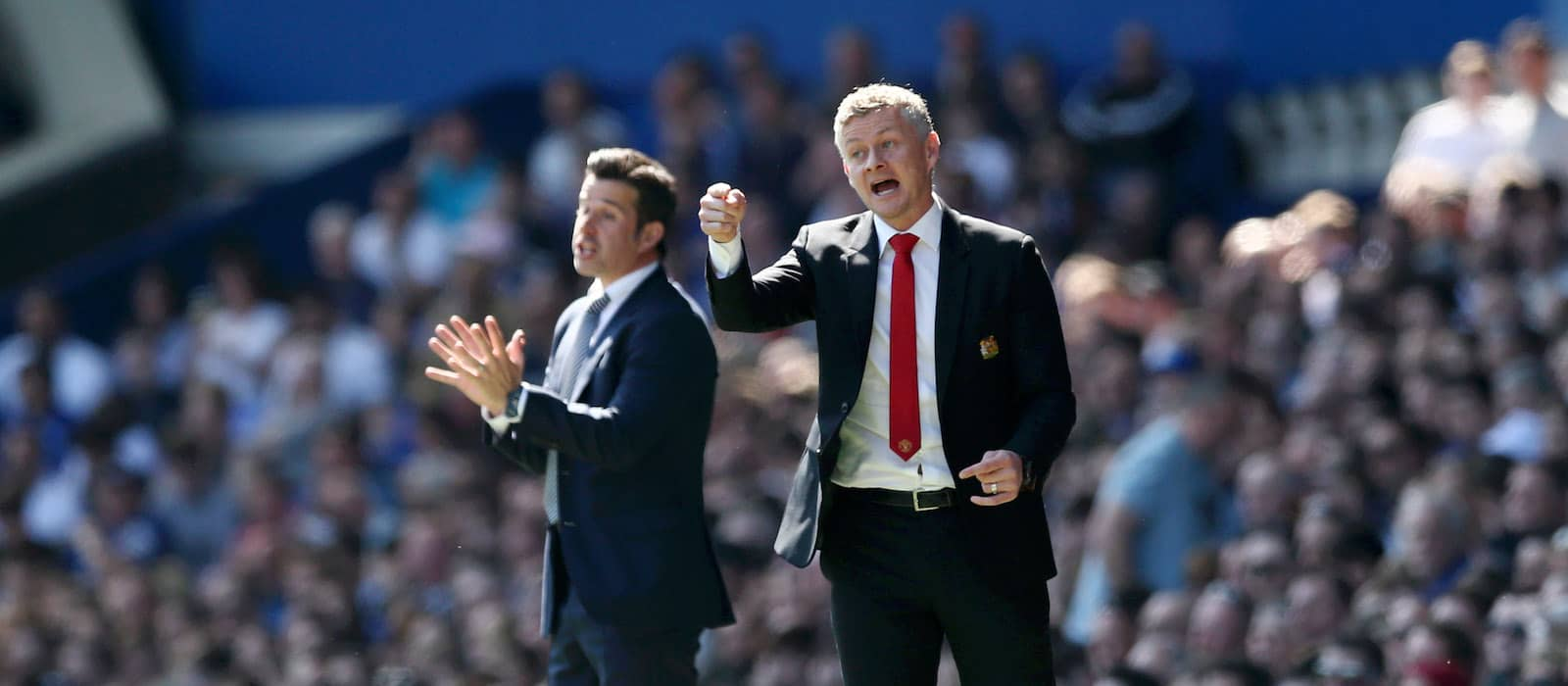 Ole Gunnar Solskjaer apologises to Manchester United supporters after Everton thrashing