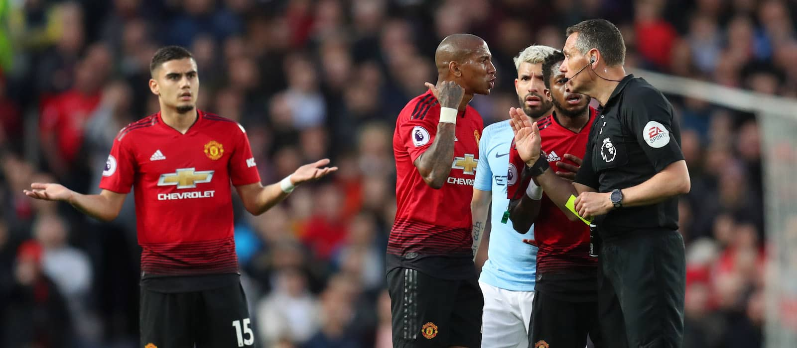 Player ratings: Manchester United 0-2 Manchester City