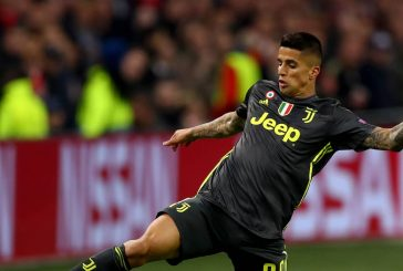 Manchester United targeting Juventus' Joao Cancelo: report