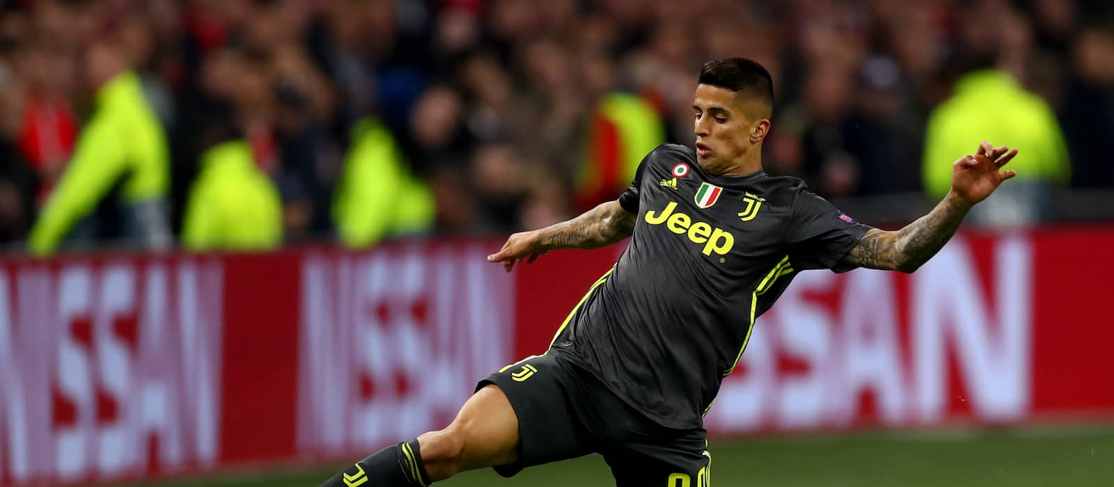 Manchester United face fight with Manchester City for Joao Cancelo: report