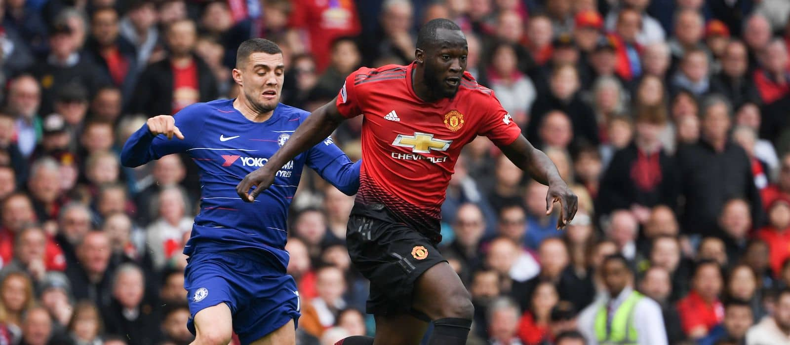 Manchester United willing to sell Romelu Lukaku for £75m
