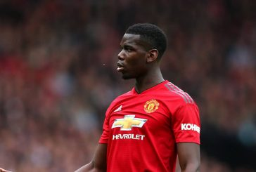 Paul Pogba to miss Manchester United's clash with Liverpool – report