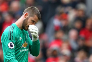 PSG move one step closer to signing David de Gea: report