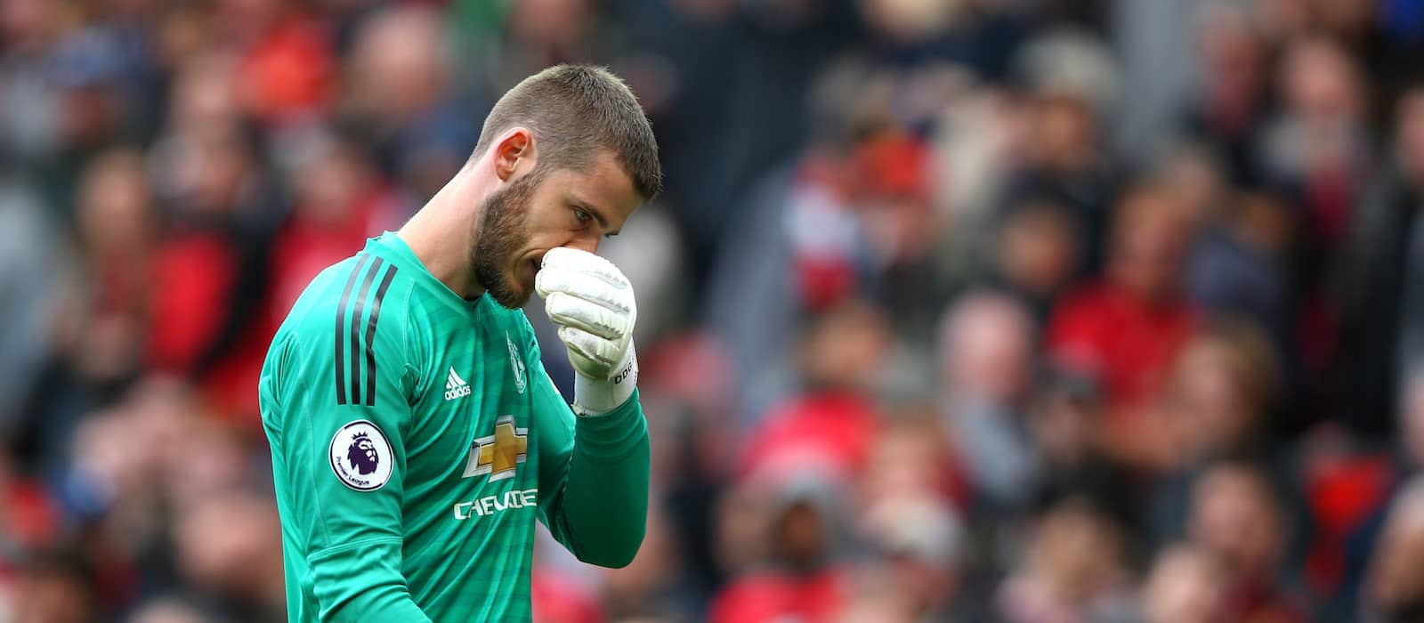 Edwin van der Sar sends warning to David de Gea over uncertain future