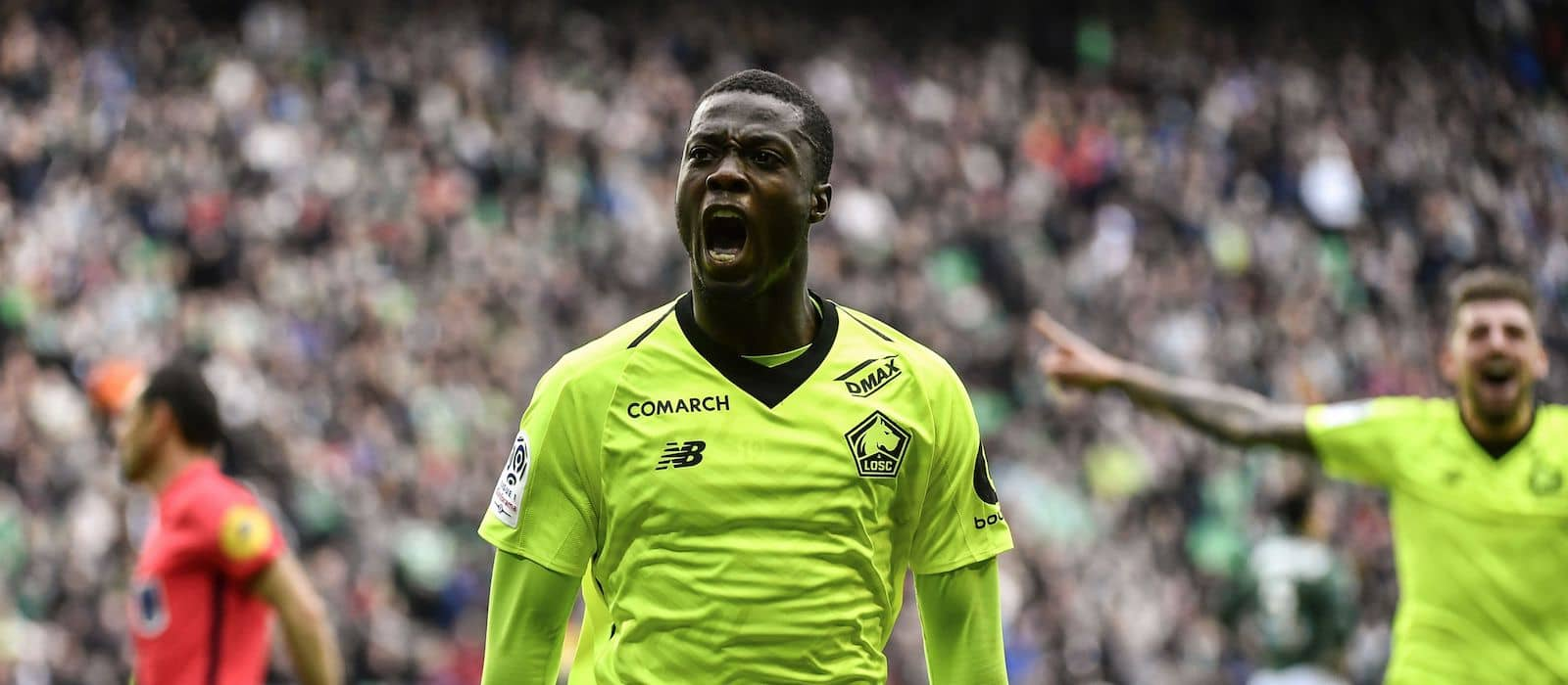 Manchester United progress in negotiations for Nicolas Pepe