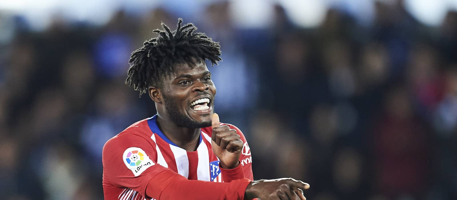 Manchester United make contact with Atletico Madrid's Thomas Partey